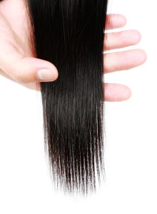 Brazilian Virgin Hair Straight Human Hair Extension 100% Virgin Hair pictures & photos