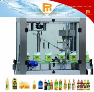 High Speed and Convenience Automatic Linear Plastic Cap Capping Machine pictures & photos