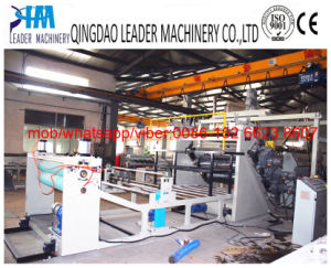 PC/PMMA Acrylic Sheet/Board Extrusion Line Extruder Machine pictures & photos