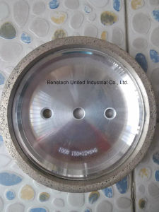 Good Price Glass Diamond Wheel (Continuous) pictures & photos