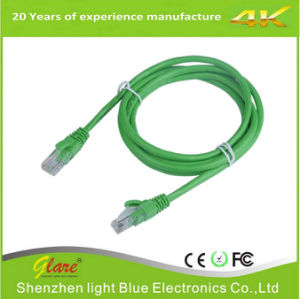 Blue Color PVC 6FT Cat 6 Ethernet Cable pictures & photos