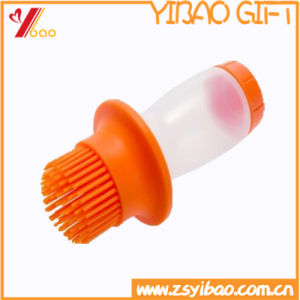 Abrasion Resistance Animal Cute Slicone Brush Customed Logo (YB-HR-16) pictures & photos