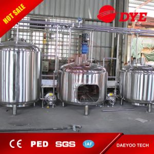Mini Stainless Steel Home Mash Kettle Lautering Tun pictures & photos