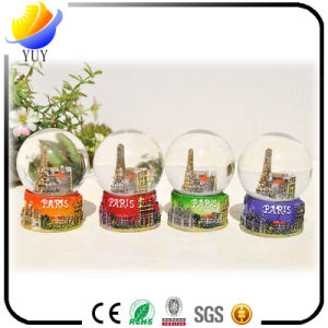 High Quality Exquisite Gift Christmas and Wedding Decoration Sonw Globe Ball pictures & photos
