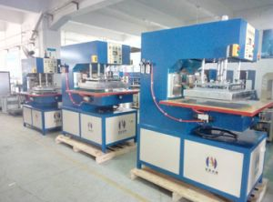 CH-10kw-Pb Plastic Welding Machine for PVC PU Conveyor, Profile, Sidewall, Teadmill pictures & photos