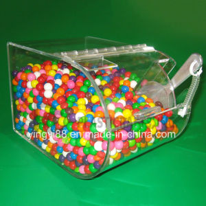 2017 Top Selling Acrylic Round Candy Dispenser pictures & photos
