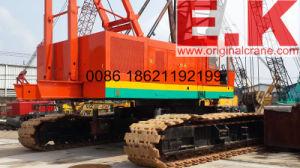 Hydraulic Jib Crane Hitachi Crawler Crane 150ton (KH700-II) pictures & photos