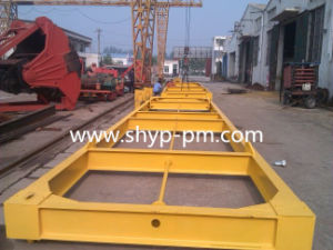 20FT and 40FT Semi-Auto Container Spreader pictures & photos