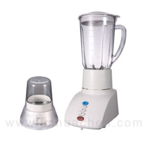 Kitchen Appliance Juicer Blender Push Button Plastic Jar pictures & photos