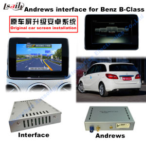 Android GPS Navigation Video Interface for Mercedes-Benz B Class (NTG-4.5) pictures & photos
