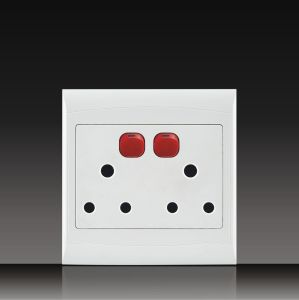 South Africa 16A 250V Socket (S120B13-1) pictures & photos