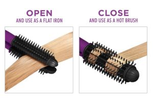 Professional Hair Products 2 in 1 Hair Straightener/Curler pictures & photos