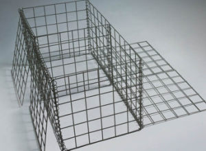 Hesco Barrier /Welded Gabion/Hexagonal Protection Gabions/Gabion Basket pictures & photos