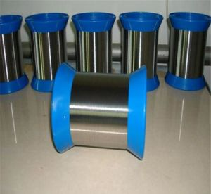Stainless Steel Wire 316 Material Wedge Wire for Screening Media pictures & photos