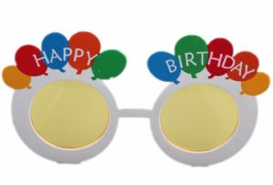 2017 Wholesale Custom Arrow Sunglasses Funny Pumpkin Foot Shaped Party Glasses
