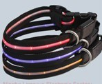LED Flashing Dog Collar Night Safety Products Pet Collars pictures & photos