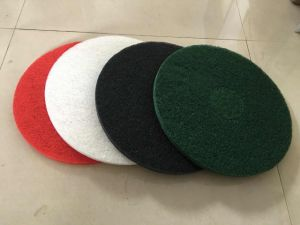High Quality Red Colorful Polishing Abrasive Waxing Floor Pads pictures & photos