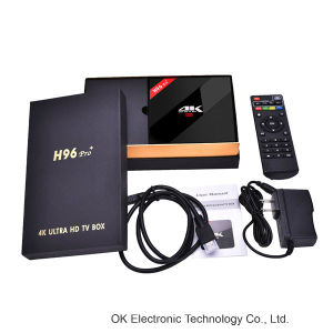 Best Android Box 4k, Android 7.1.1 Real 4k, H. 265 Hevc TV Box pictures & photos