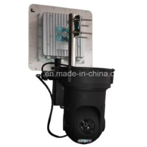Video Speediness Cabling Monitoring Control System 5.8g Microwave Transmission HD Camera pictures & photos