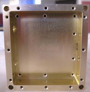 Precision CNC Milling Aluminum Housing pictures & photos