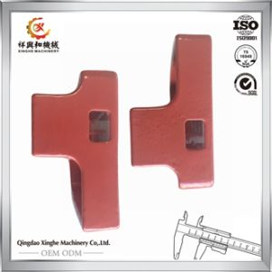 Carbon Steel Water Glass Investment Casting with Power Coating pictures & photos