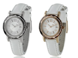 New Ladies Luxury 316L Quartz Stainless Steel Back Watch pictures & photos
