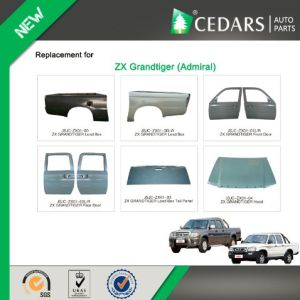 Reliable Auto Spare Parts for Zx Grandtiger Admiral pictures & photos