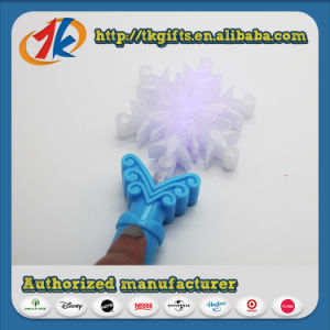 Colorful LED Light Plastic Flashing Wand Toy pictures & photos