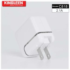 Kingleen′model C818 Single USB Intelligent Battery Charger 5V2.1A Combo Produced by The Original Factory pictures & photos