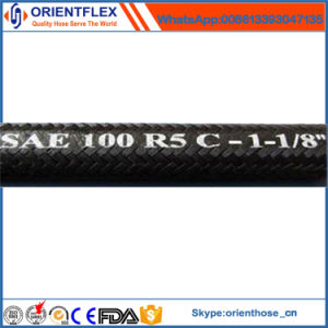 Flexible SAE100 R5 Hydraulic Hose pictures & photos