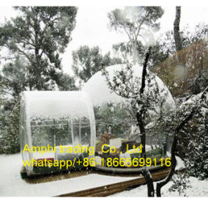 Clear Inflatable Bubble Tent, Transparent Tent for Advertising pictures & photos