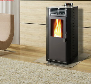 8kw Cheap Wood Pellet Stoves (CR-01) pictures & photos