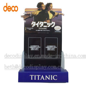 Paper Display Cardbaord Display Stand Paper Standee pictures & photos