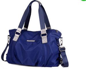 New Arrivel Ladies Messenger Bag Canvas Bag Tote Travel Bag Yf-MB1634 pictures & photos