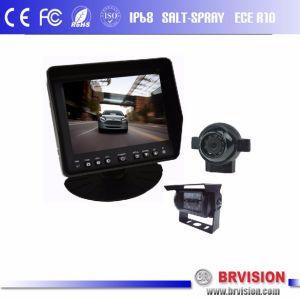 5 Inch LCD Automatic Car Monitor System with CCTV Camera pictures & photos