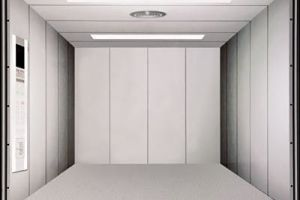 Freight Elevators with Sliding Doors pictures & photos