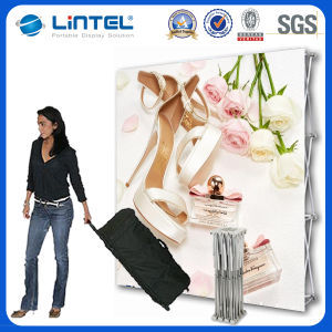 Pop up Trade Show Tension Fabric Display Stand pictures & photos