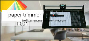 I - 001 14 Inch Manual Precision Rotary Paper Trimmer / Photo Paper Cutter pictures & photos