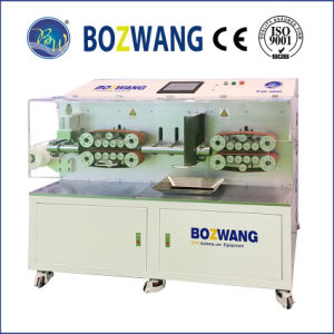 Bozhiwang Computerized Cutting and Stripping Machine for 240mm2 Cable pictures & photos
