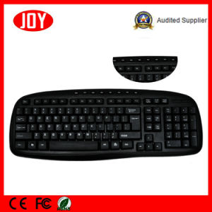 Computer Djj111A Keyboard USB Waterproof Keyboard Parts pictures & photos