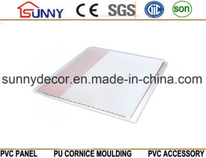 Waterproof Decorative PVC Wall and Ceiling Panel-PVC Board pictures & photos