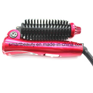 Red Travel Foldable Curling Iron pictures & photos
