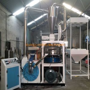 PVC Powder Milling Pulverizer From Scrap and Flakes pictures & photos