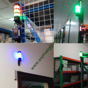 New 24V Indicator Light, Signal Light for Hospital, Pharmacy Logisitic