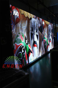 Indoor P4.8/P6 LED Panel Display 576X576mm Over 2000nits Brightness pictures & photos