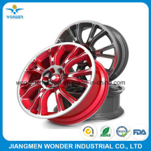 Metallic Chrome Nano Epoxy Outdoor Car Wheel Powder Coating pictures & photos
