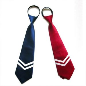 Wholesale Polyester Customized School Ties (A708)