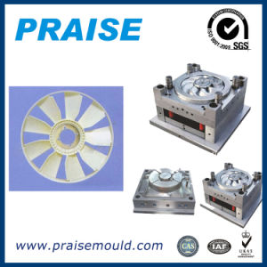 High Precision Air Condition Fan Blades Injection Mould pictures & photos