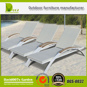 Rattan Outdoor Furniture Beach Chair/ Sunbed/ Sun Lounger/Daybed pictures & photos