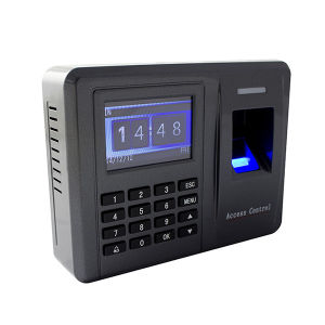 2.4 Inch TFT-LCD 1800 Fingerprint Network Fingerprint Access Controller pictures & photos